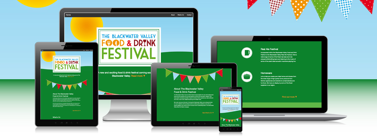 Blackwater Valley Food & Drink Festival