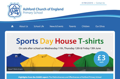 Ashford CE Primary School